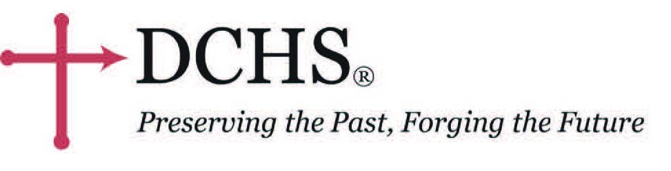 Disciples History logo