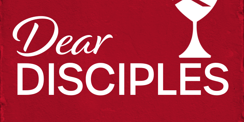 Dear Disciples logo