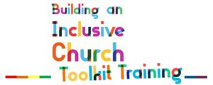 Building inclusive church training logo