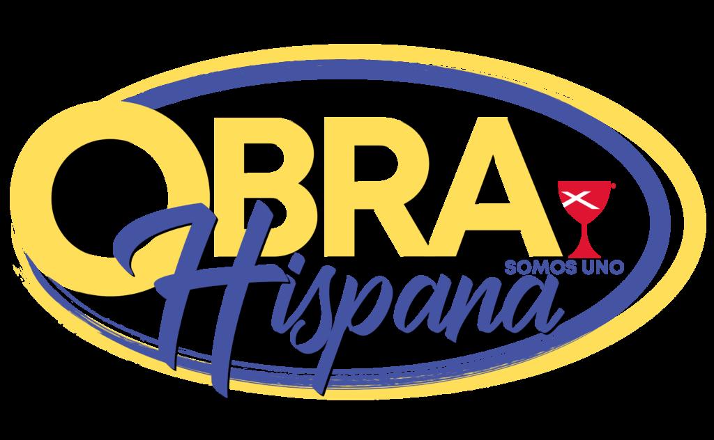Obra Hispana 2020 logo