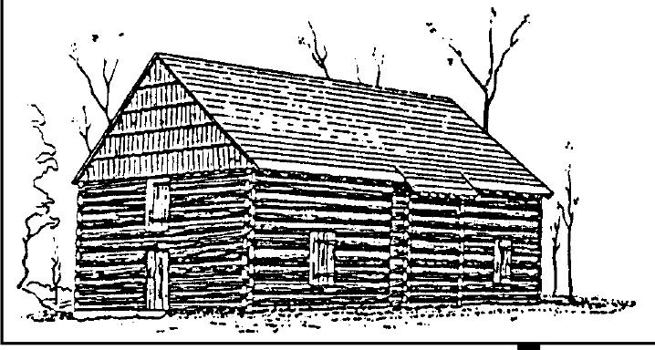 cane ridge log church